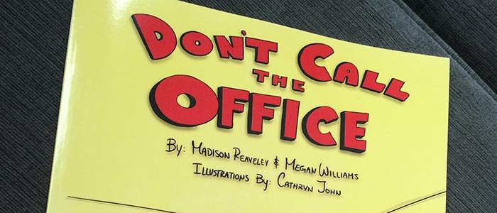 Don't Call The Office Book Review
