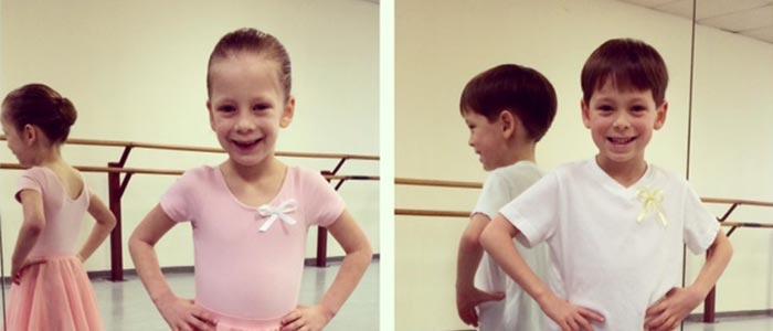 My Little Dancers